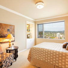 Contemporary Bedroom by Nordby Design Studio, Architecture & Interiors LLC