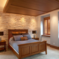 Contemporary Bedroom by ART Design Build