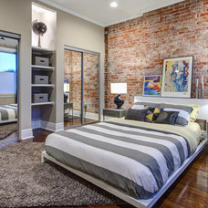 Modern Bedroom by S&K Interiors