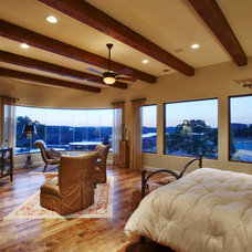 Traditional Bedroom by AUSTIN DESIGN GROUP