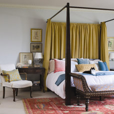 Traditional Bedroom by Andrea Schumacher Interiors