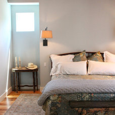 Farmhouse Bedroom by CCB Designs