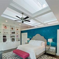 Eclectic Bedroom by Shearman Associates PLC