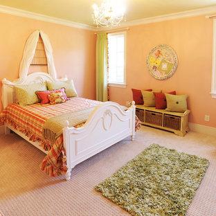Foto di una camera da letto classica