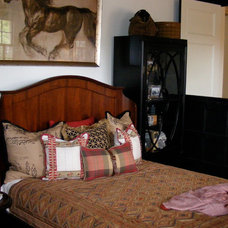Traditional Bedroom by Michael John at Collaborative