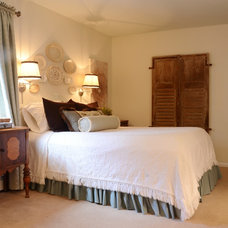 Traditional Bedroom by Mustard Seed Interiors