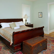Traditional Bedroom by Sport Nobles Construction, Inc.