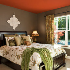 Contemporary Bedroom by Witt Construction