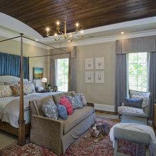Traditional Bedroom by Dillard-Jones Builders, LLC