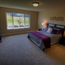 Traditional Bedroom by Stone Bridge Homes NW