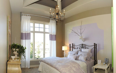 Best ways to use exclusive plum sherwin williams color for Exclusive plum bedroom