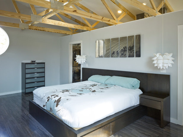 Contemporary Bedroom by Anders Adelfang