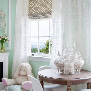 2013 Designer Showcase - Little Girl's Bedroom and Bathroom