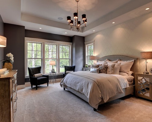 10x10 bedroom design ideas remodels photos houzz for 10x10 master bedroom