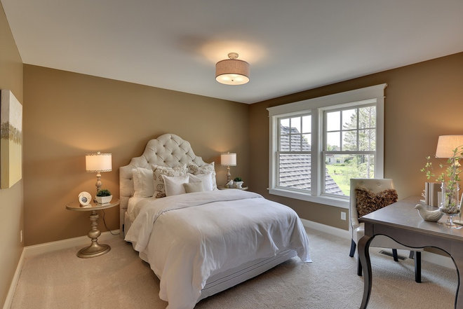 Traditional Bedroom by Highmark Builders