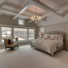 Traditional Bedroom by TC Homebuilders Inc