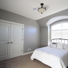traditional bedroom by Mason Martin Homes