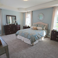 Traditional Bedroom by Aspen Homes Inc