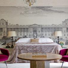 Contemporary Bedroom by Raji RM & Associates