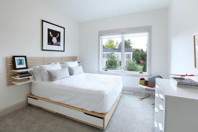 Современный Спальня by Rock Kauffman Design