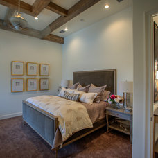Modern Bedroom by Anderson Fine Homes