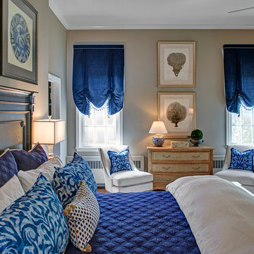 """2017 Baltimore Symphony Decorator Show House """"Mayfield"""""""