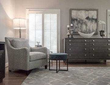 2018 | Lake Forest Freshen Up: Master Bedroom
