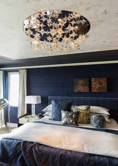 Modern Bedroom by Lauren Edith Andersen, Photographer