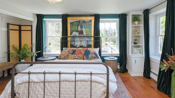2019 Bucks County Designer House Master Bedroom