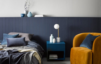 Inject Some Confidence and Calm With Classic Blue