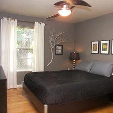 Midcentury Bedroom by MattWatson.com - REALTOR®