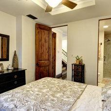 Mediterranean Bedroom by White Sands Coastal Development