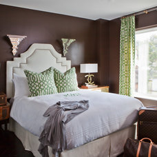Contemporary Bedroom by Parker Kennedy Living
