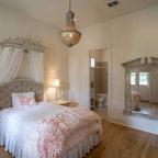 Rustic Glam Guest Bedroom