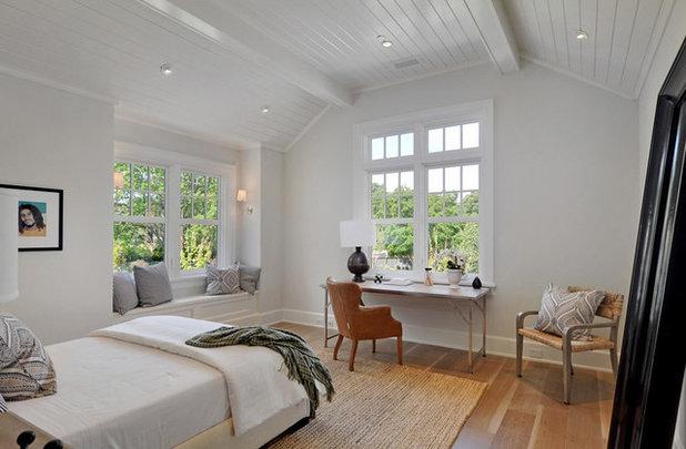 Farmhouse Bedroom by Meridith Baer Home