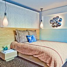 Contemporary Bedroom by Dawson & Clinton
