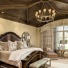 Traditional Bedroom by Platinum Series by Mark Molthan