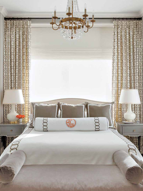 Bed In Front Of Window Home Design Ideas, Pictures ...