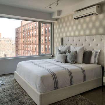 255 Bowery - Staging