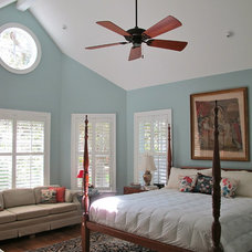 Traditional Bedroom by Aldrich Incorporated