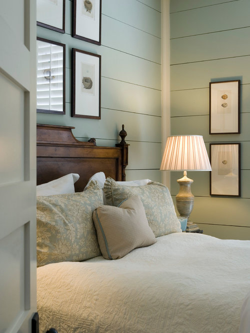 Painted Shiplap Houzz