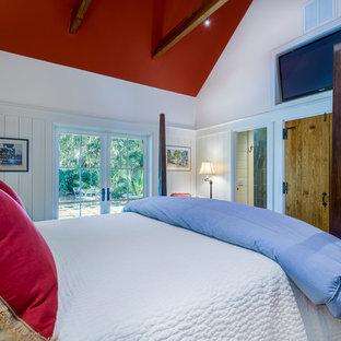 Farmhouse bedroom photo in Atlanta