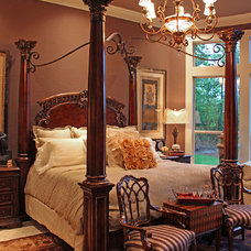 Traditional Bedroom by Rice Residential Design