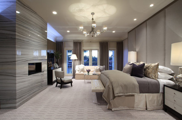 Bedroom by Carlos Martin Architects, Inc.