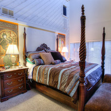 Traditional Bedroom by The ShowMeOKC Team at Paradigm AdvantEdge