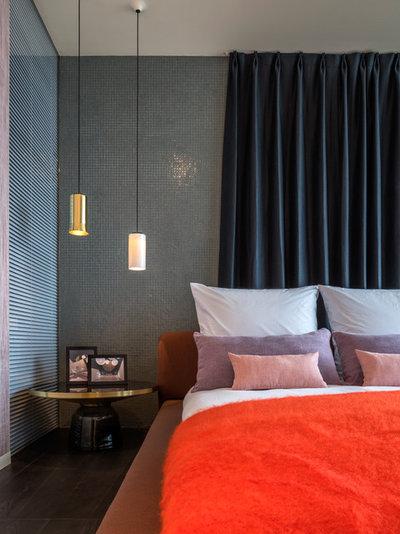 Современный Спальня by Ruth Bautista