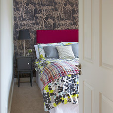Contemporary Bedroom by Think Contemporary