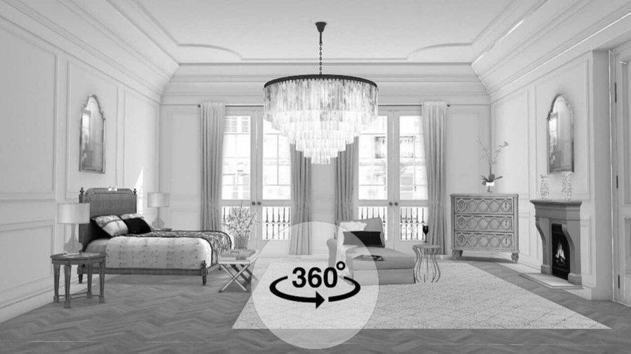 3 D Bedroom