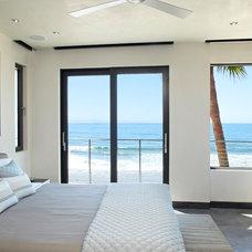 Contemporary Bedroom by Allen Construction