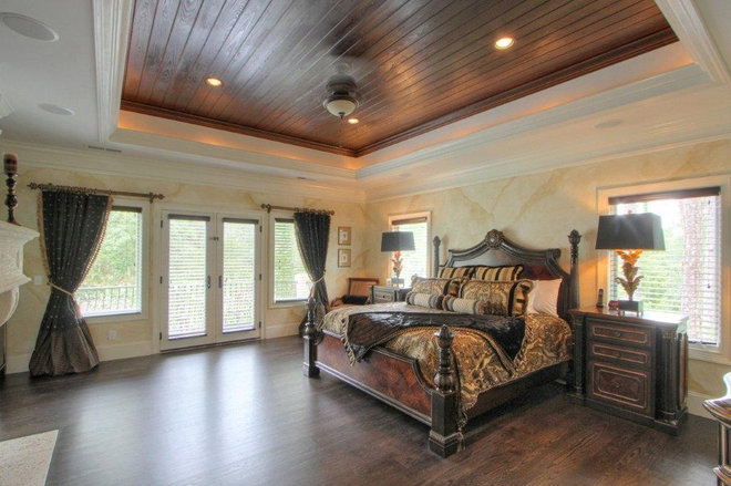 Traditional Bedroom by Reminiscent Homes, LLC.